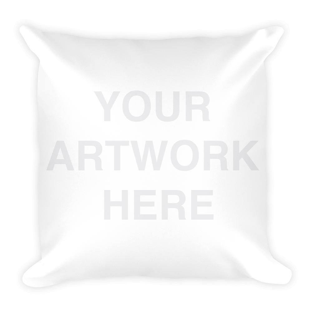 Custom printed throw pillow to make your home full of joyful moments. 02e531bff