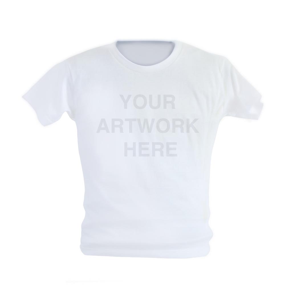 Personalised T Shirt Custom With Kids Art Nanosarte